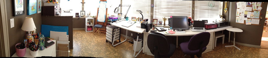 New Year New Studio Space