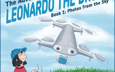 Leonardo the Drone Book 1