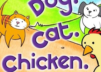 Dog.Cat.Chicken