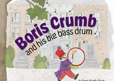 Boris Crumb and his Big Bass Drum