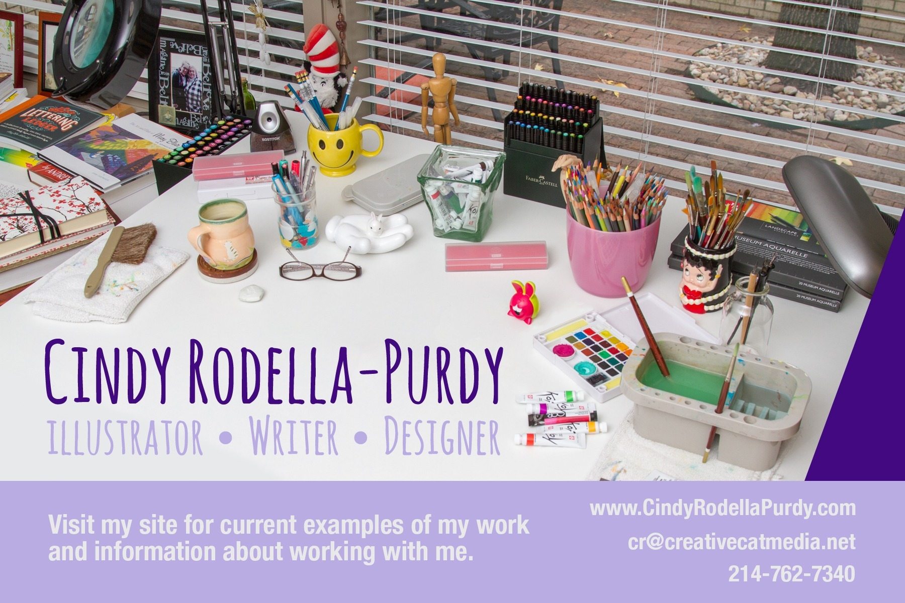CindyRodellaPurdy-Postcard