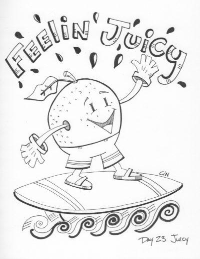 Day-23-Juicy