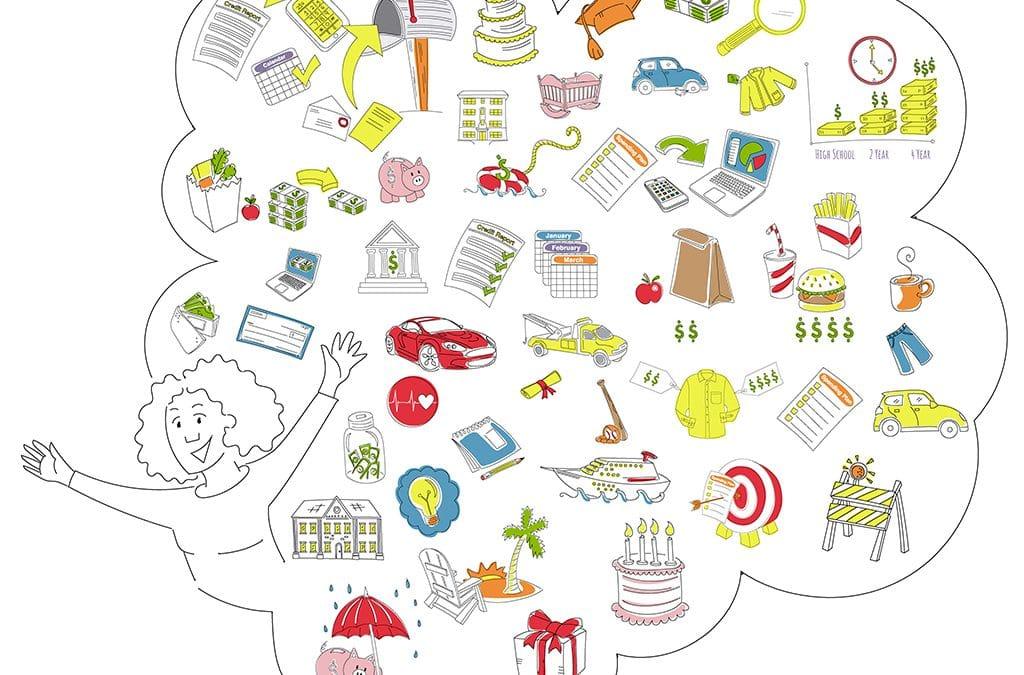 1000 Animated Illustrations