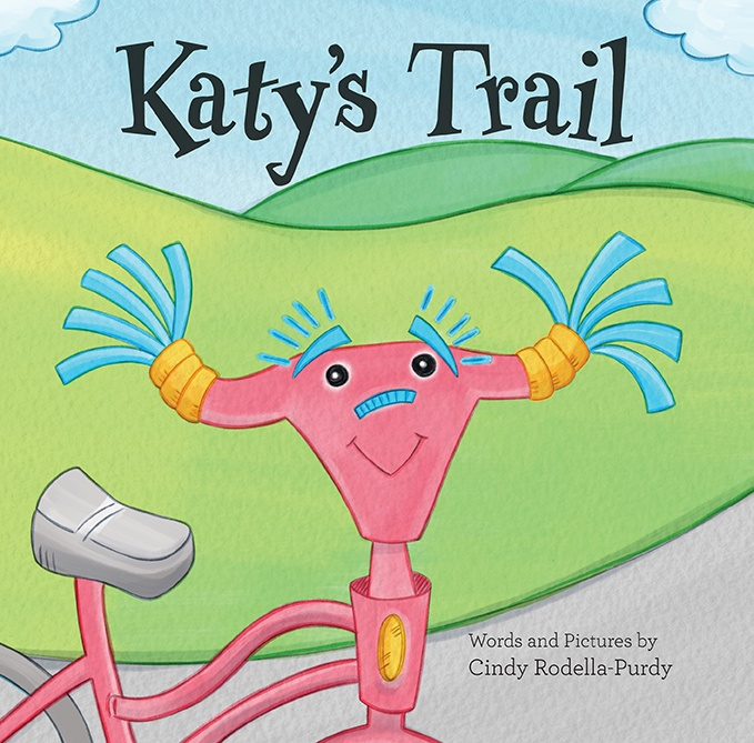 Katy's Trail is Available for Pre-Order