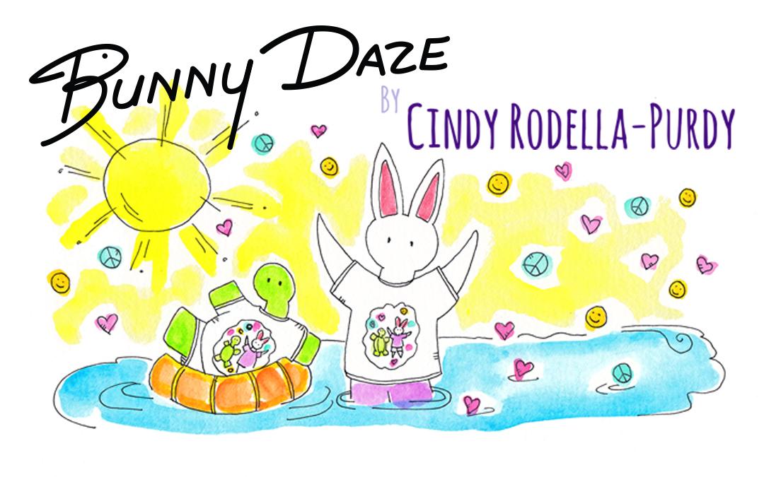 My Threadless Bunny Daze Artist Shop is Now Open!